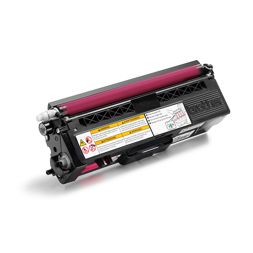 Brother original TN320M tonerkassett – magenta