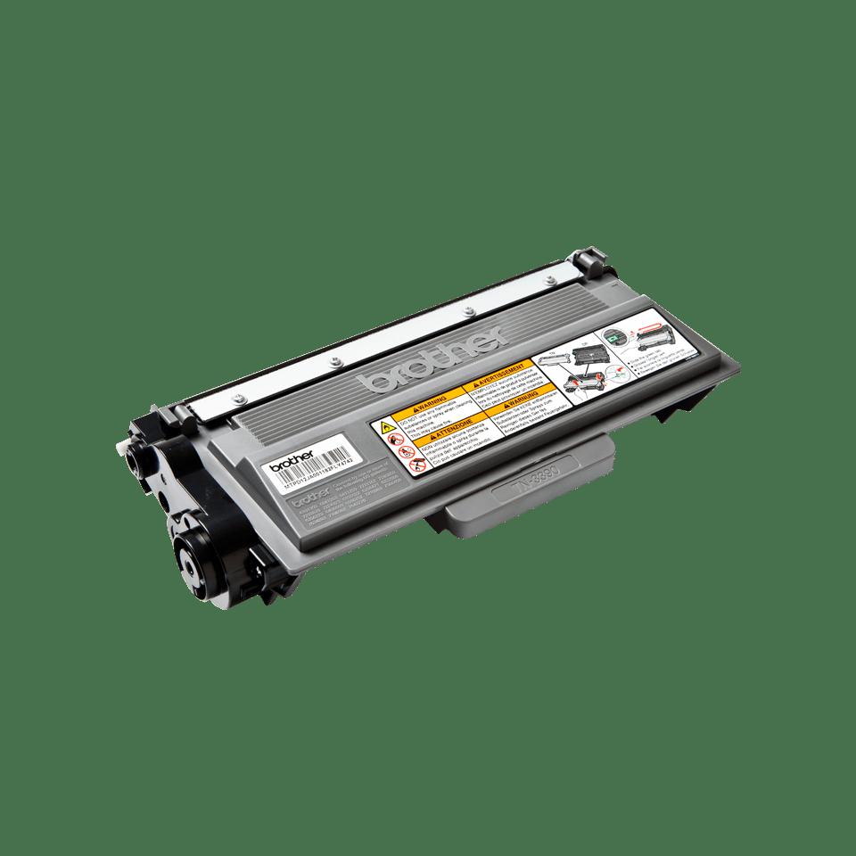 Brother TN-3390 original tonerkassett med hög kapacitet - Svart