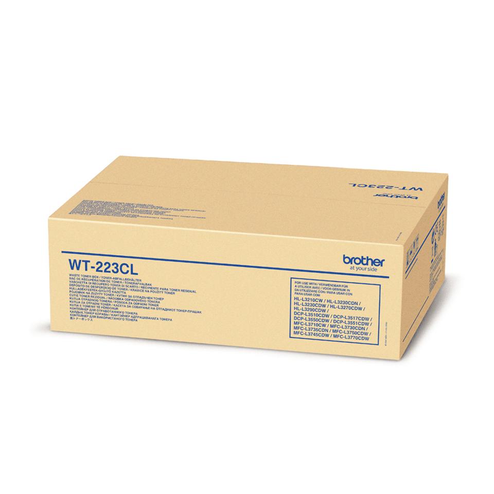 Brother original WT-223CLbehållare för överskottstoner