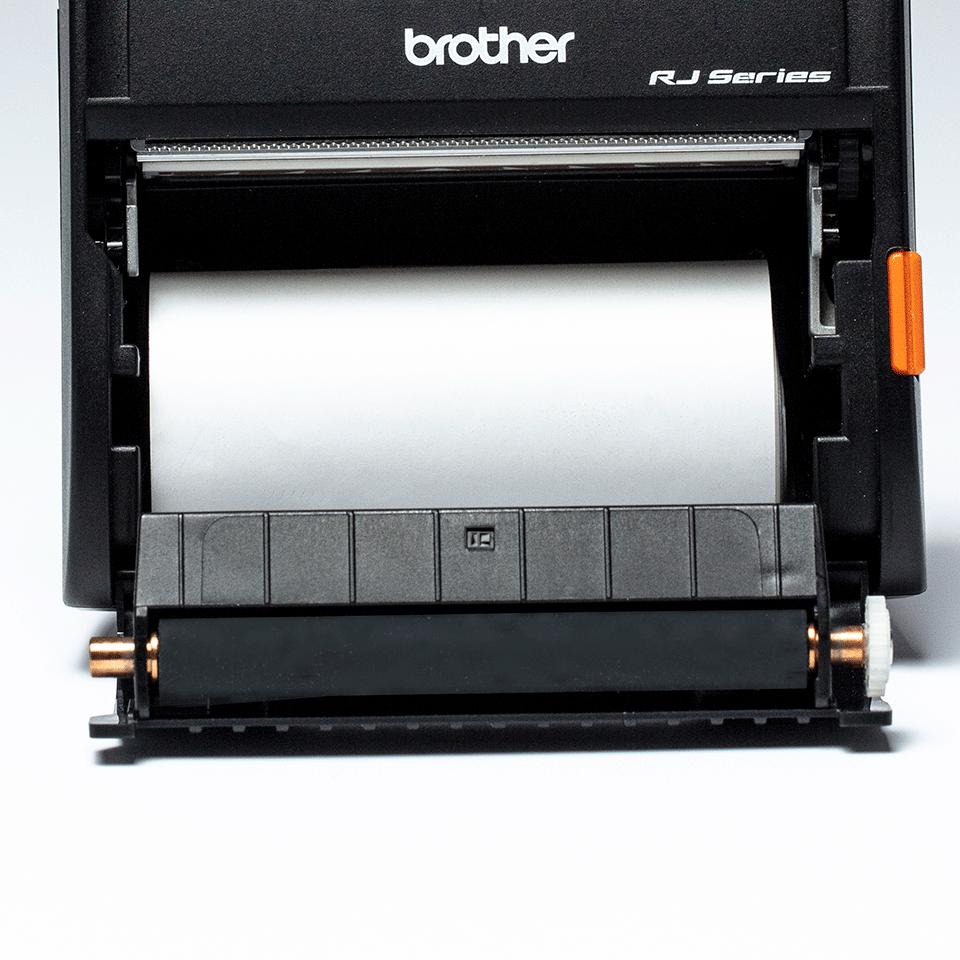 Kvittorulle för thermotransferteknik Roll BDE-1J000079-040 4