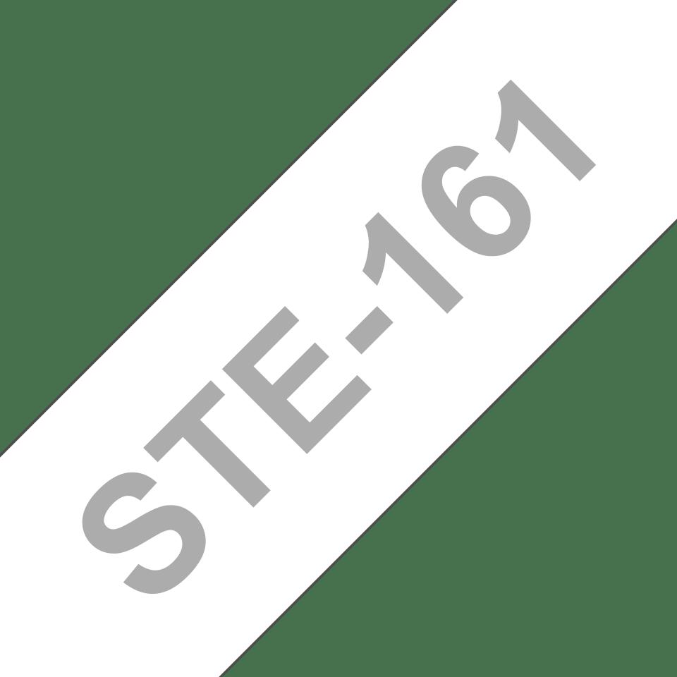 Brother STe161 original stenciltape, svart, 36 mm 3