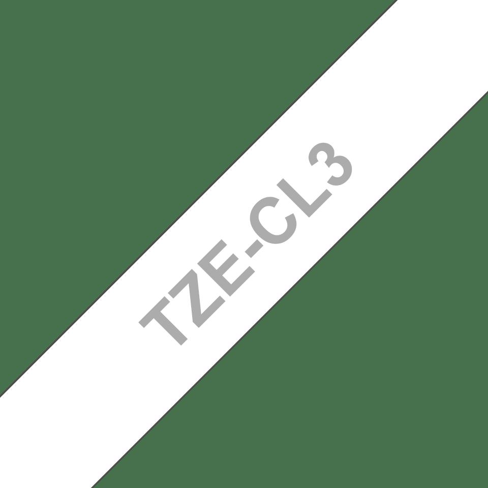 Brother original TZeCL3 rengöringsbandkassett för skrivhuvuden, 12 mm 3