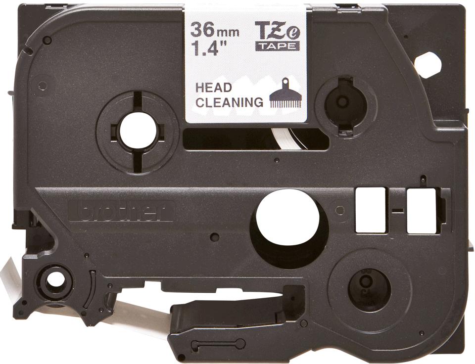 Brother original TZeCL6 rengöringstapekassett för skrivhuvuden, 36 mm
