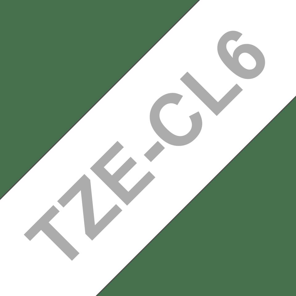 Brother original TZeCL6 rengöringstapekassett för skrivhuvuden, 36 mm 3